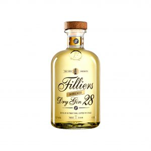 Filliers Dry Gin 28 Barrel Aged Gin